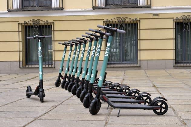 SEAT investiert in spanisches E-Scooter Sharing Startup