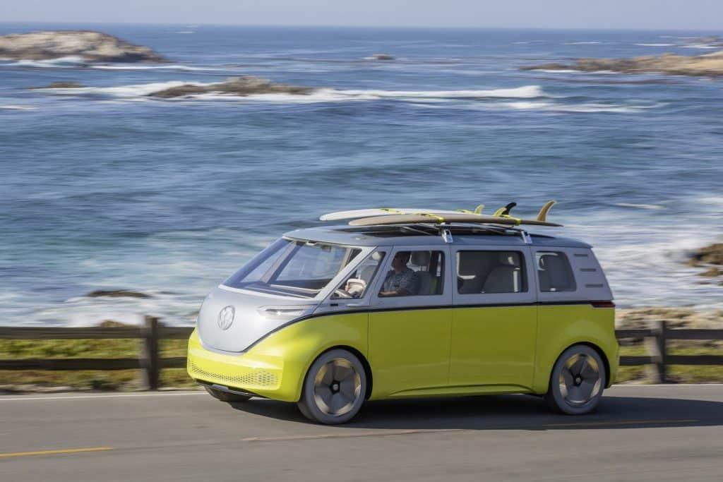 Der beliebte VW-Bulli kommt zurück – und diesmal elektrisch