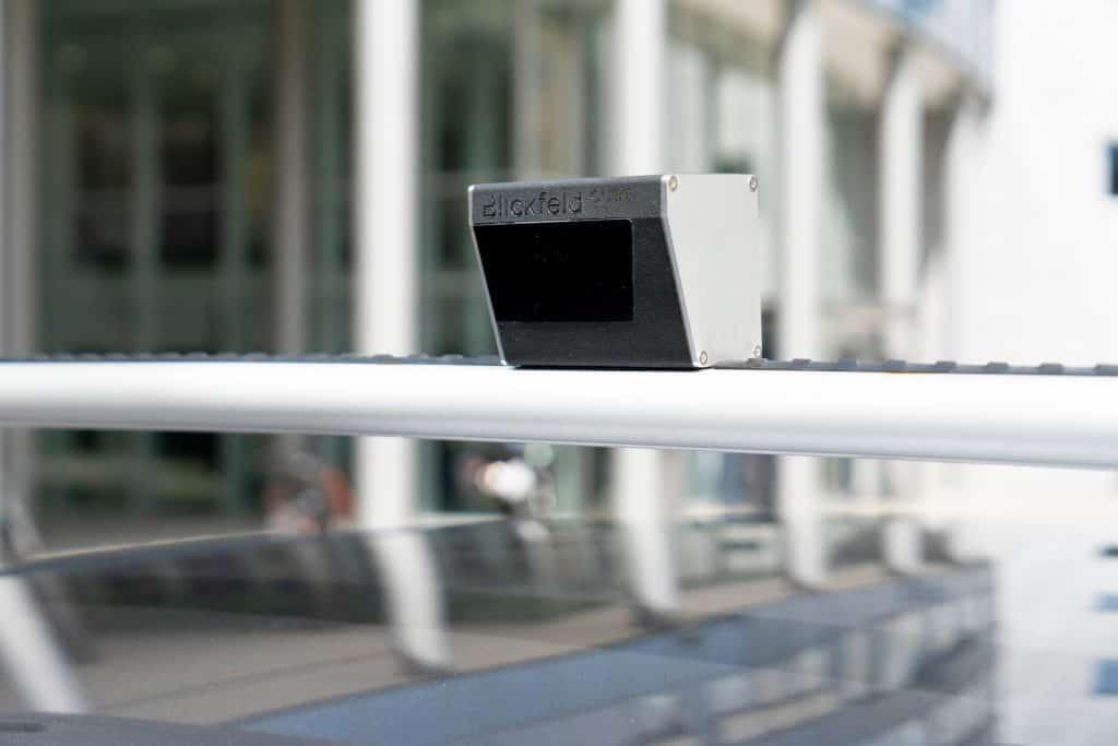 Blickfeld Lidar-Sensoren für Koito Scheinwerfer