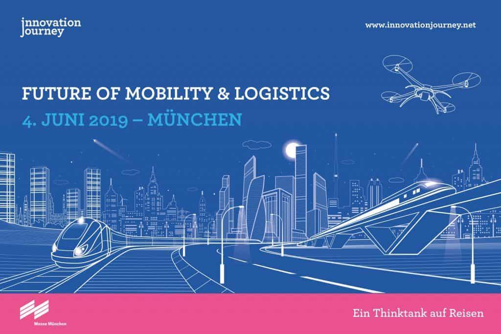 Die Innovation Journey der letzten Meile - Fachkonferenz auf der transport logistic