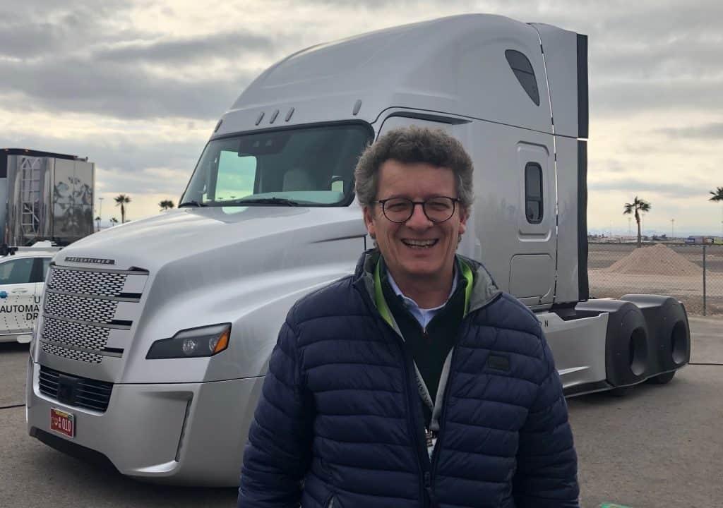 Daimler Trucks investiert in eine Zukunft des autonomen Fahrens