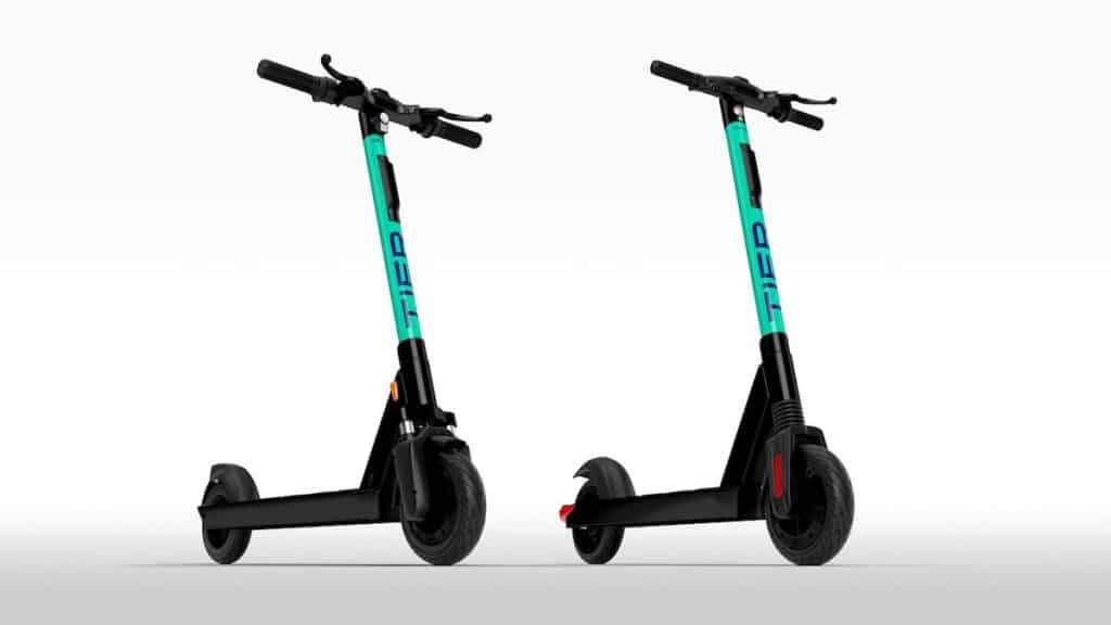TIER Mobility stellt erste eigene E-Scooter Serie vor