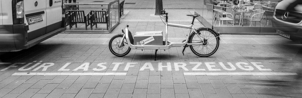 Mobility Startup für emissionsfreie Express-Lieferung für Onlineshops