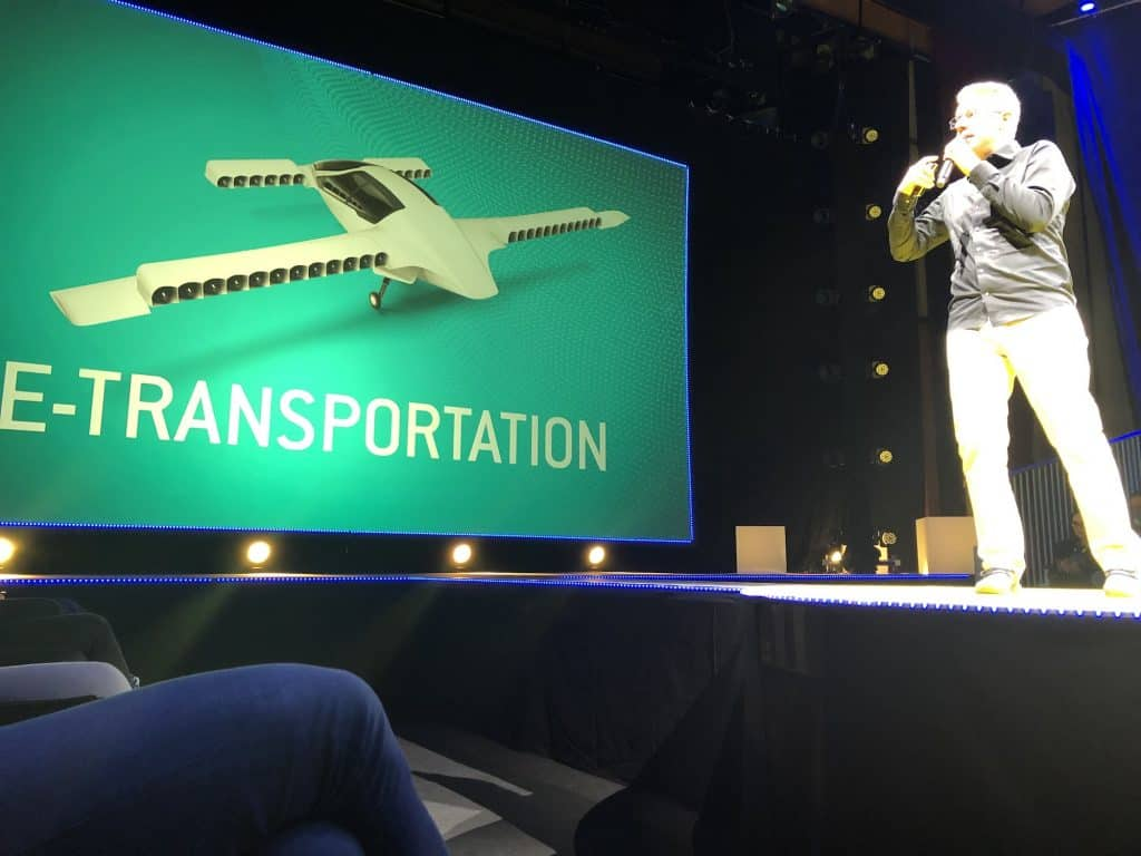 Wie das Flugtaxi-Startup Lilium vom Investor Frank Thelen profitiert