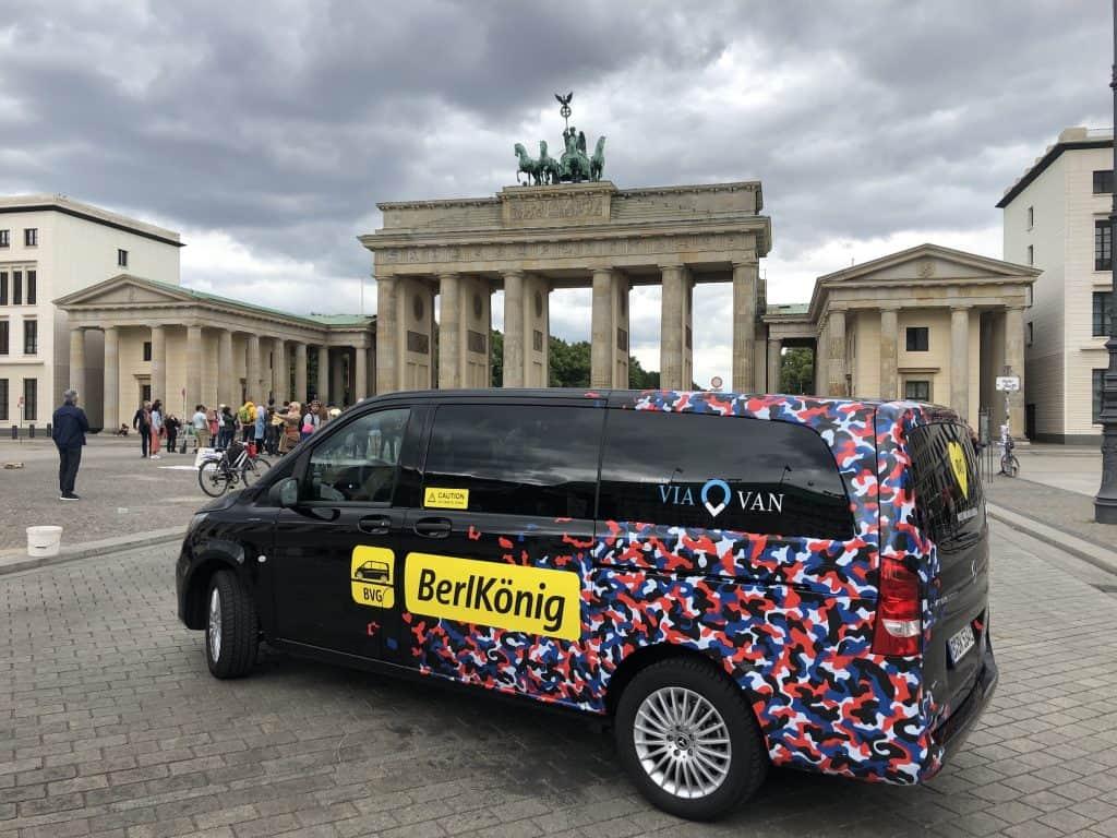 Mercedes-Benz EQV - die Daimler Vans werden elektrisch