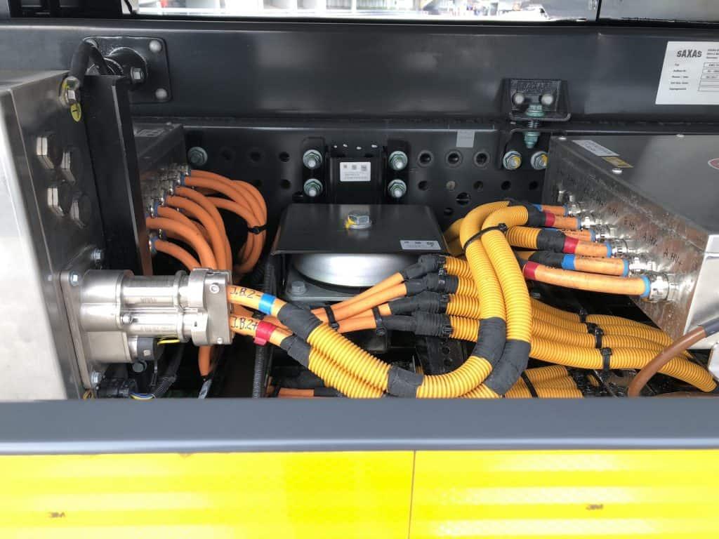 Werkstätten für Elektrofahrzeuge