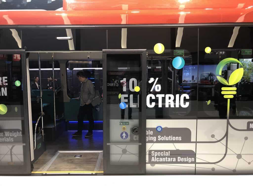 Bogestra kauft 22 elektrische Busse von BYD