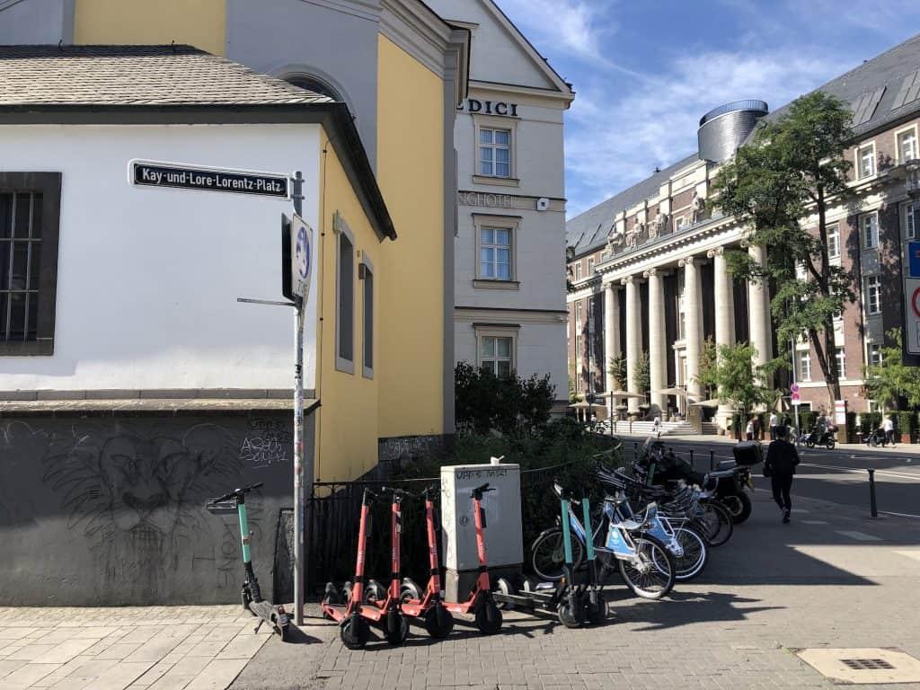 E-Scooter Anbieter VOI startet in Düsseldorf mit Voiager 2