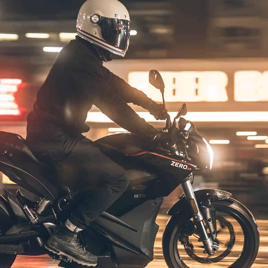 Zero Motorcycles: elektrische Zweiräder der Modellreihe 2020