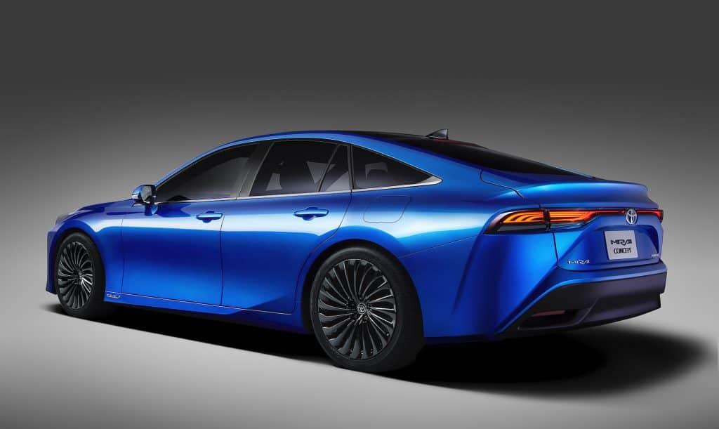 Brennstoffzellen Pkw - mit Toyota aber ohne Mercedes-Benz?