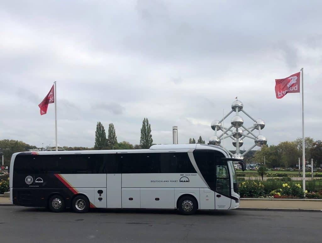 Meine Top-3 Eindrücke auf der Busworld in Brüssel - Busse werden nachhaltig