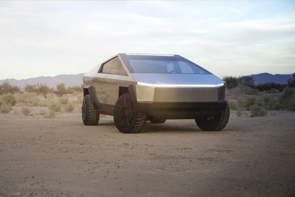 Tesla Pickup Truck - der Cybertruck