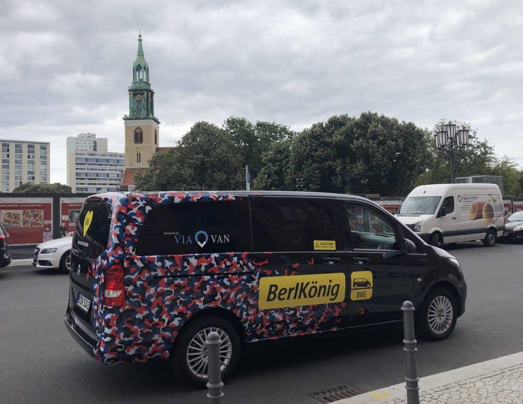 Ridepooling gegen den Verkehrskollaps in der Stadt – ein Selbstversuch