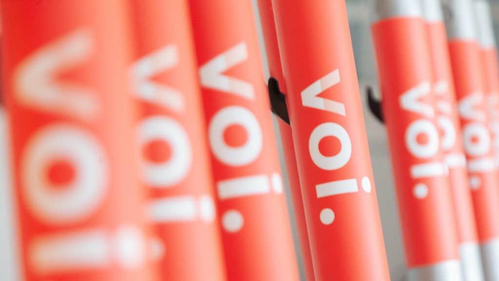 VOI schließt 85 Millionen Dollar Kapitalrunde für Ausbau des E-Scooter Sharing