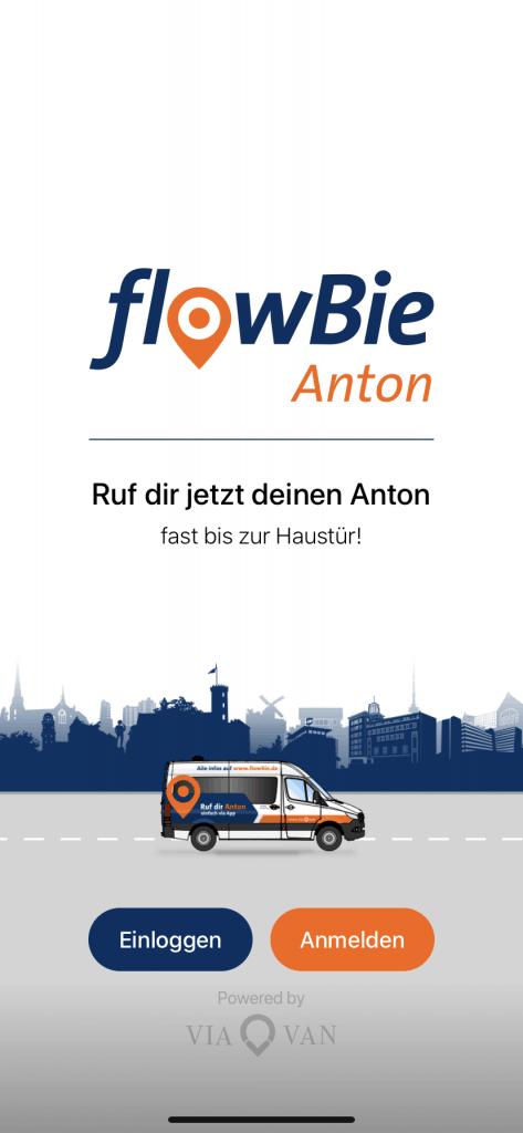 ViaVan startet On-Demand Ridesharing in Bielefeld