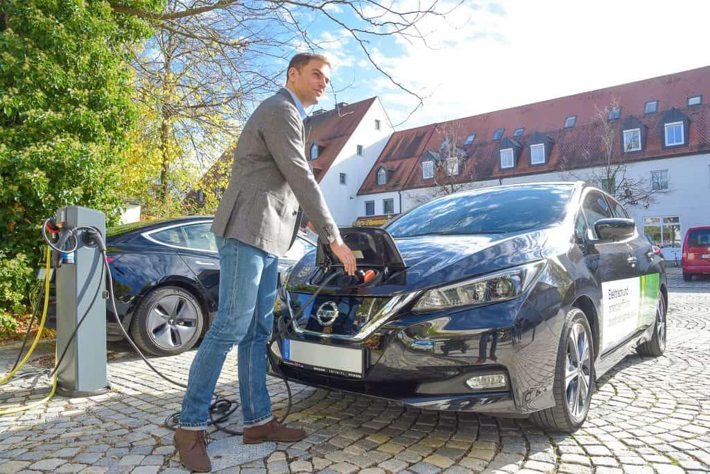 Uber testet auf dem Land in Bayern