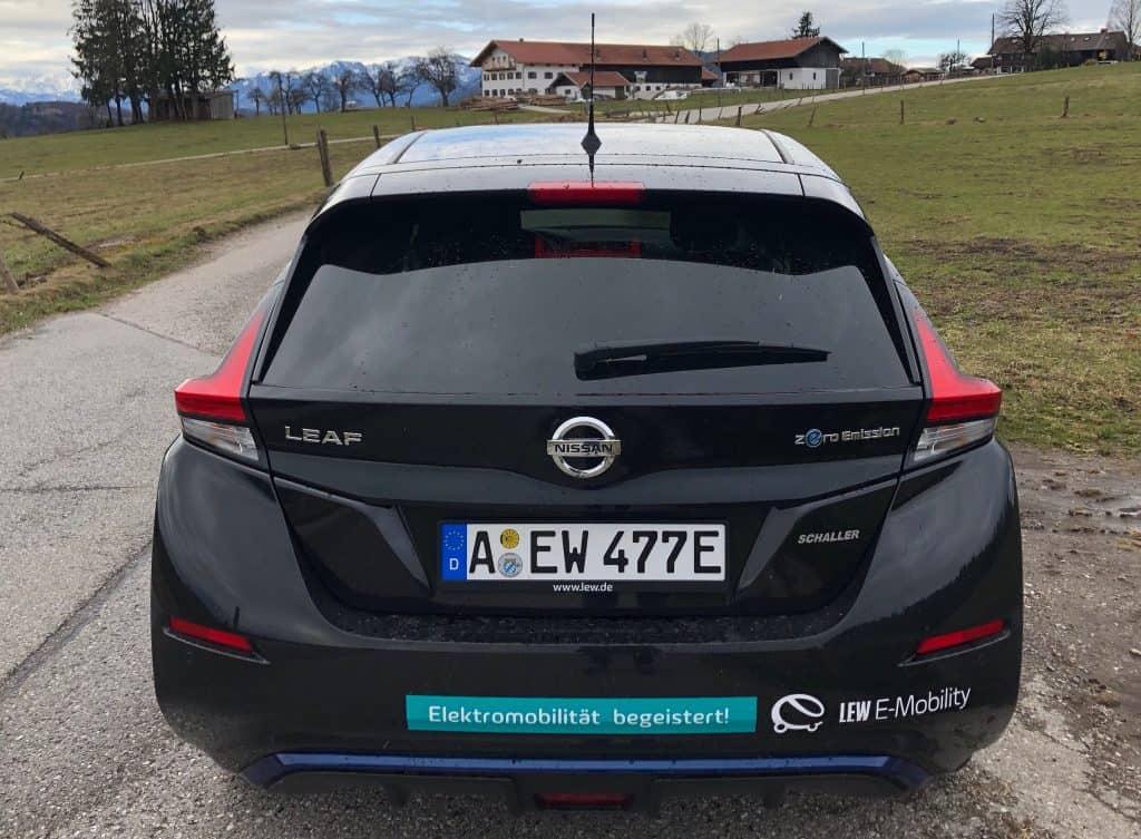 Mein Erfahrungsbericht im Nissan Leaf