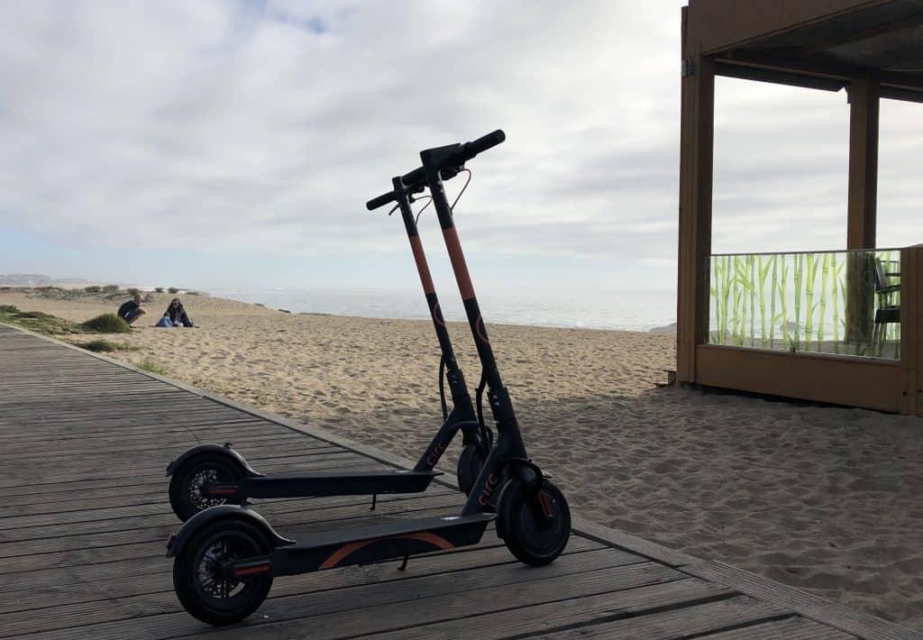 E-Scooter Modelle als Weihnachtsgeschenk von Circ und TIER