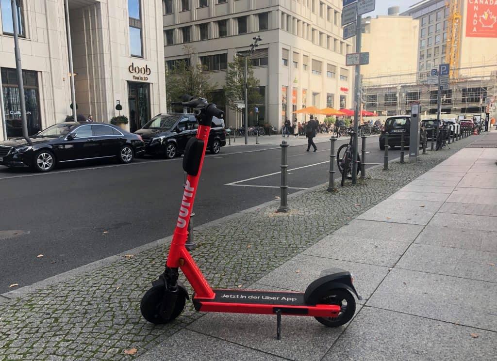 E-Scooter - was läuft bei uns schief mit den elektrischen Tretrollern?