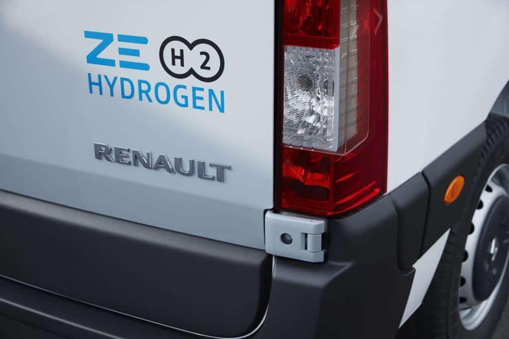 Welche Strategie verfolgt Renault beim Thema Wasserstoff Fahrzeuge?