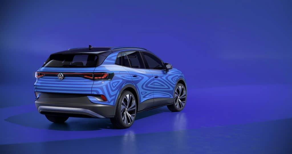 Der Volkswagen ID.CROZZ wird ID.4 und kommt in 2020