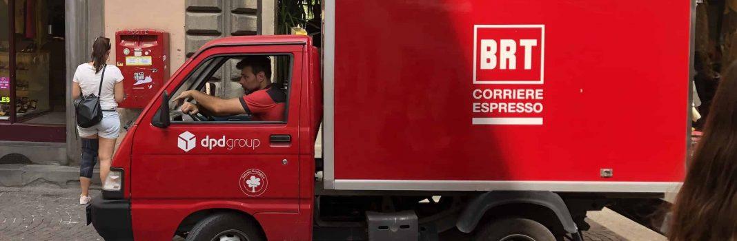 Bildrechte Michael Brecht - elektrische Transporter als Lieferfahrzeug für die letzte Meile