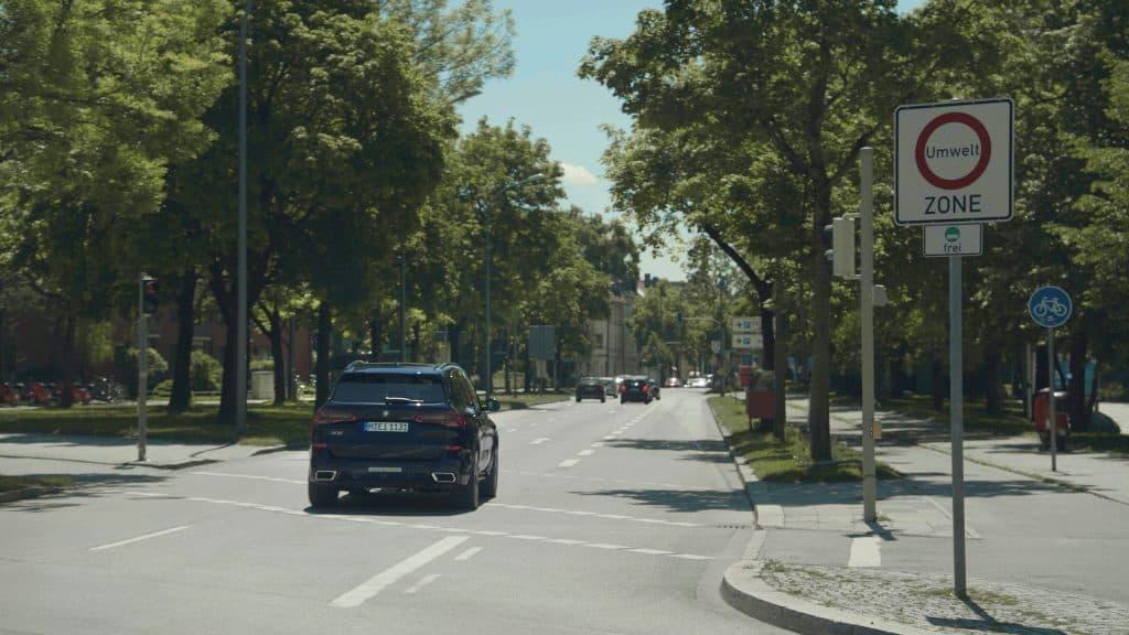 BMW eDrive Zones bringen Plug-in Hybrid Fahrer zum elektrischen Fahren