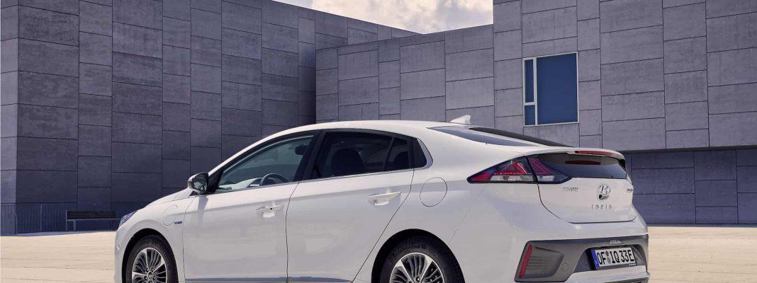 Bildrechte: Hyundai - der Ioniq Plug-in Hybrid ist eines der meist-verkauften Hybridefahrzeuge weltweit