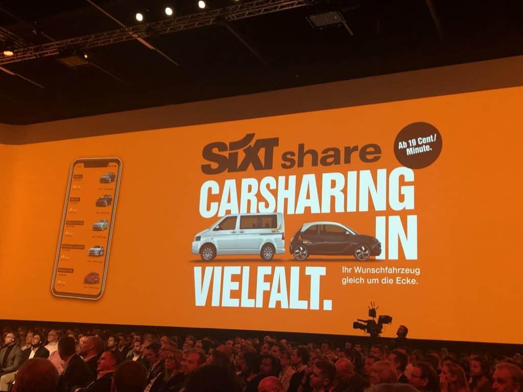 Acht Carsharing Anbieter bei Stiftung Warentest - leider ohne 'E' Ergebnis