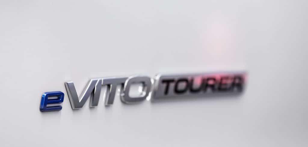 Mercedes-Benz eVito Tourer im Test
