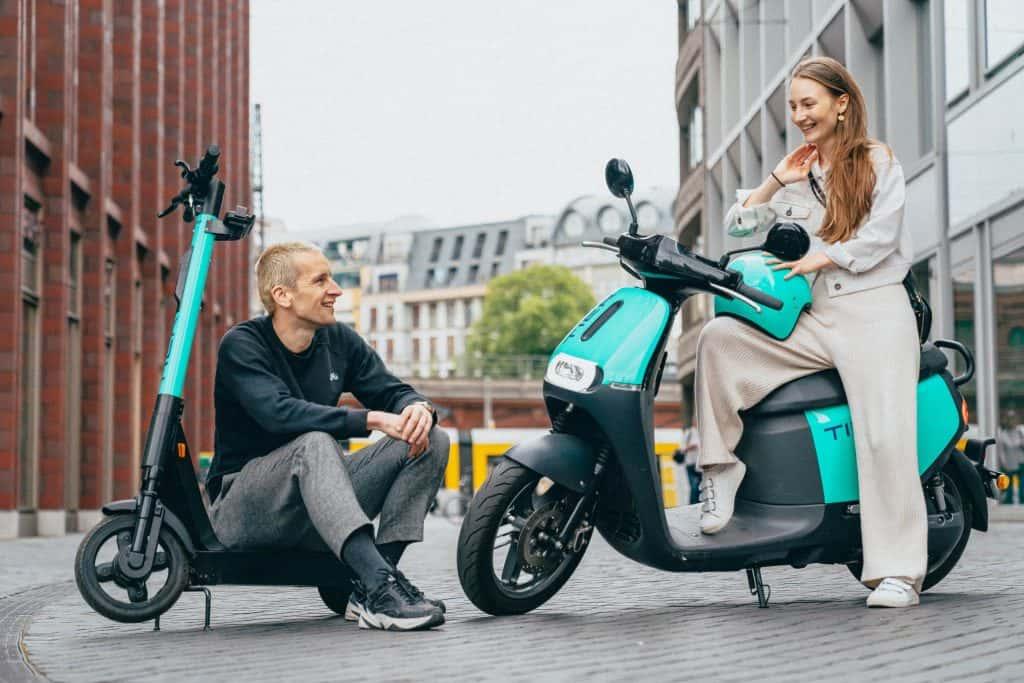 Multimodale Mobilität kommt