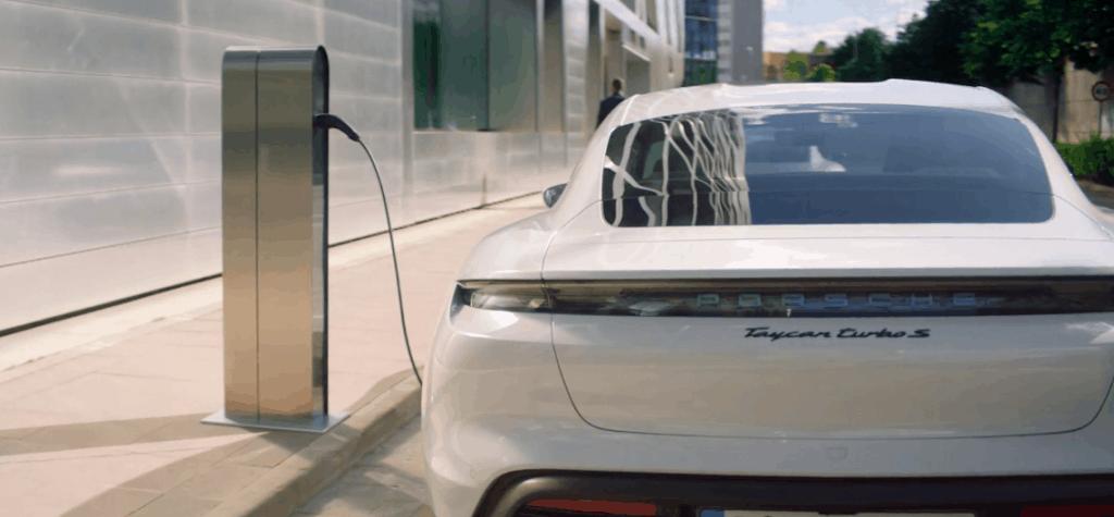 Porsche Taycan: automatisierte Ladung via Plug & Charge